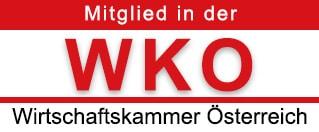 Wir sind Mitglied in der Wirtschaftskammer Österreich